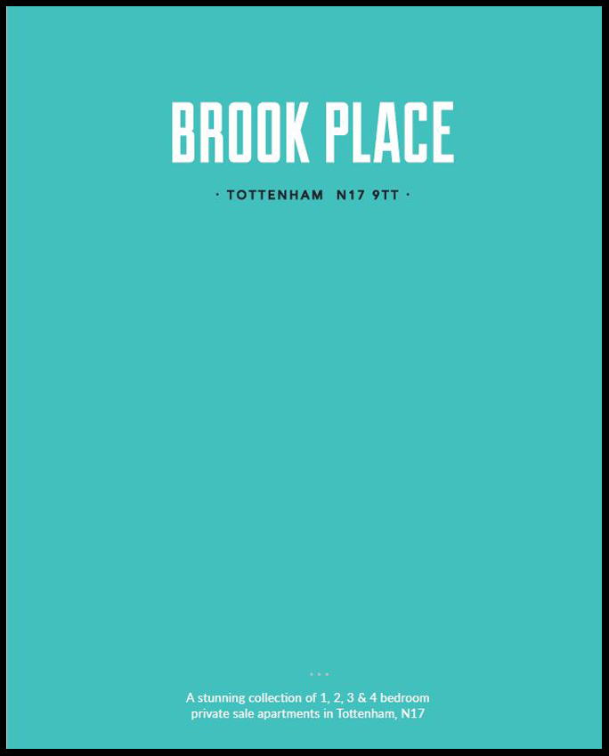 Brook Place Shared Ownership Brochure